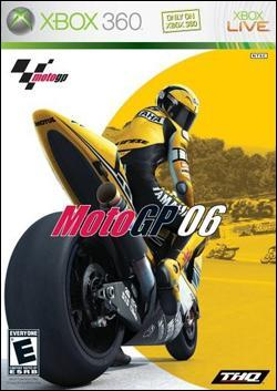 MotoGP '06 Box art