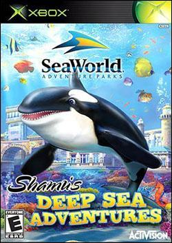 Sea World: Shamu's Deep Sea Adventures (Xbox) by Activision Box Art