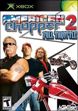 American Chopper 2: Full Throttle (Xbox) by Activision Box Art