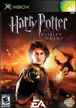 Harry Potter and the Goblet of Fire (Xbox) by Electronic Arts Box Art