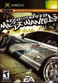 Need for Speed: Most Wanted (Xbox) by Electronic Arts Box Art