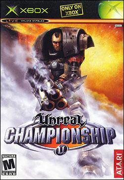 Unreal Championship (Xbox) by Atari Box Art
