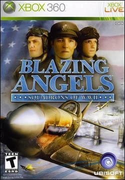 Blazing Angels: Squadrons of WWII (Xbox 360) by Ubi Soft Entertainment Box Art