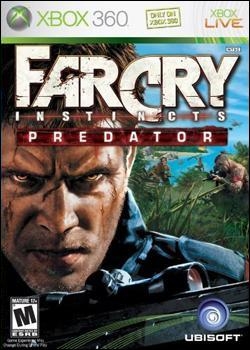 Far Cry: Instincts Predator (Xbox 360) by Ubi Soft Entertainment Box Art