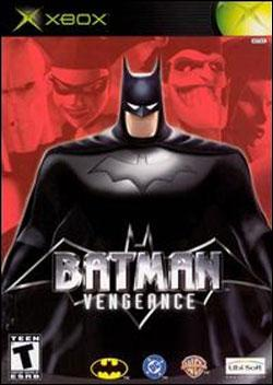 Batman Vengeance Box art