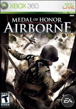 Medal of Honor: Airborne (Xbox 360) by Electronic Arts Box Art