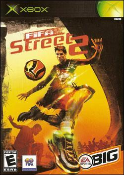 FIFA Street 2 (Xbox) by Electronic Arts Box Art