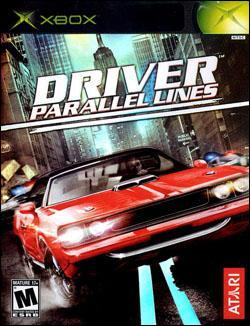 Driver Parallel Lines (Xbox) by Atari Box Art