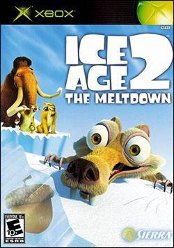 Ice Age 2: The Meltdown (Xbox) by Sierra Entertainment Box Art