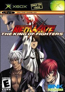 The King of Fighters: Neowave (Xbox) by SNK NeoGeo Corp. Box Art