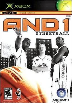 And 1 Streetball (Xbox) by Ubi Soft Entertainment Box Art