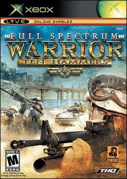 Full Spectrum Warrior: Ten Hammers (Xbox) by THQ Box Art