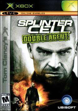 Tom Clancy's Splinter Cell: Double Agent (Xbox) by Ubi Soft Entertainment Box Art