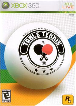 Table Tennis Box art
