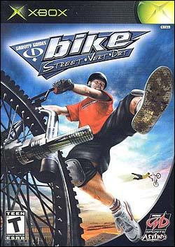 Gravity Games Bike: Street. Vert. Dirt. (Xbox) by Midway Home Entertainment Box Art