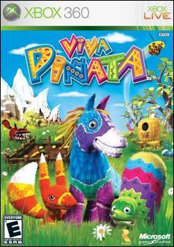 Viva Piñata Box art