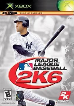 Major League Baseball 2K6 (Xbox) by 2K Games Box Art