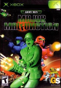 Army Men: Major Malfunction (Xbox) by 2K Games Box Art