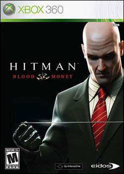 Hitman: Blood Money Box art