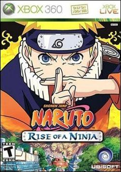 Naruto: Rise of a Ninja (Xbox 360) by Ubi Soft Entertainment Box Art