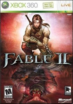Fable 2 (Xbox 360) by Microsoft Box Art