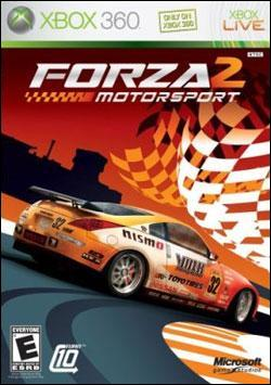 Forza Motorsport 2 Box art