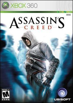 Assassin's Creed (Xbox 360) by Ubi Soft Entertainment Box Art