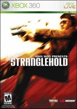 John Woo presents Stranglehold Box art