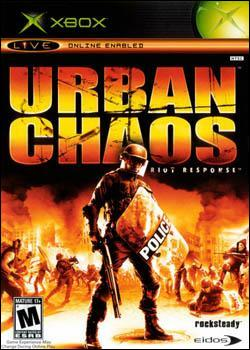 Urban Chaos: Riot Response (Xbox) by Eidos Box Art