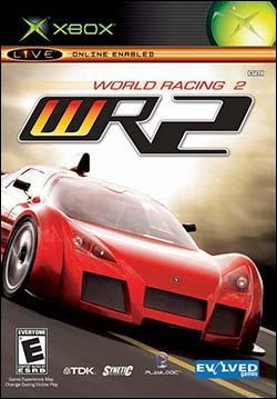 World Racing 2 (Xbox) by Evolved Games Box Art