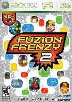 Fuzion Frenzy 2 Box art