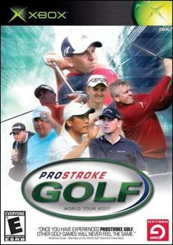 ProStroke Golf: World Tour 2007 (Xbox) by Oxygen Interactive Box Art