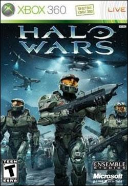 Halo Wars (Xbox 360) by Microsoft Box Art