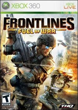 Frontlines: Fuel of War Box art