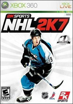 NHL 2K7 Box art