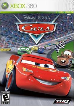 Cars (Xbox 360) by THQ Box Art
