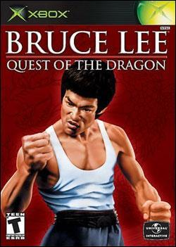 Bruce Lee: Quest of the Dragon Box art