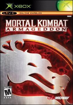 Mortal Kombat: Armageddon (Xbox) by Midway Home Entertainment Box Art