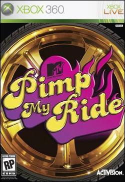 Pimp My Ride (Xbox 360) by Activision Box Art