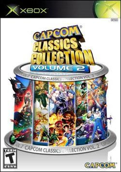 Capcom Classics Collection Volume 2 (Xbox) by Capcom Box Art