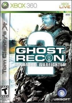 Tom Clancy's Ghost Recon: Advanced Warfighter 2 (Xbox 360) by Ubi Soft Entertainment Box Art