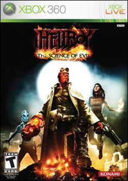 Hellboy: Science of Evil (Xbox 360) by Konami Box Art