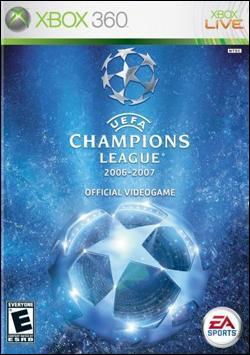 UEFA Championships League 2006-2007 Box art