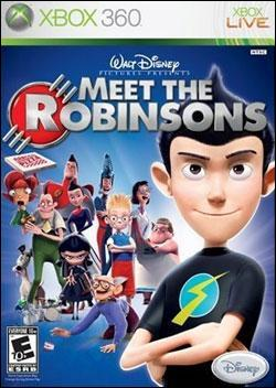 Meet the Robinsons (Xbox 360) by Disney Interactive / Buena Vista Interactive Box Art