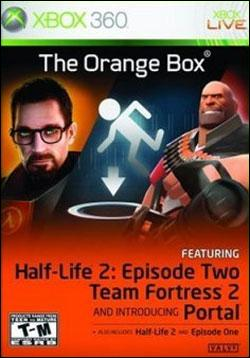 Orange Box, The Box art