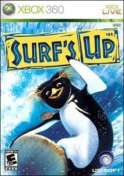 Surf's Up (Xbox 360) by Ubi Soft Entertainment Box Art