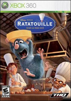 Ratatouille (Xbox 360) by THQ Box Art