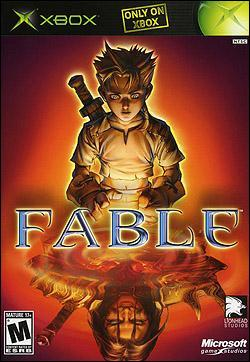 Fable Box art