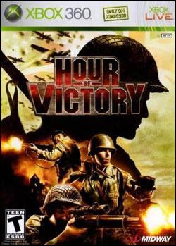 Hour of Victory (Xbox 360) by Midway Home Entertainment Box Art