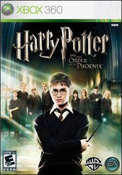 Harry Potter and the Order of the Phoenix Box art